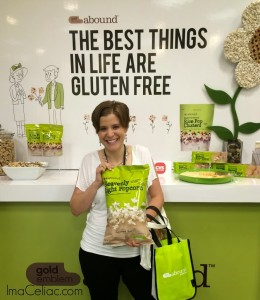 CVS Gold Emblem Abound offers tasty Gluten Free snacks